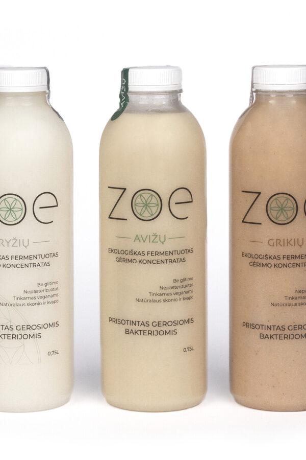 ZOE ekologiškas rinkinys šeimai